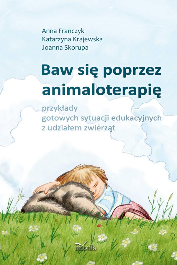 animaloterapia okladka