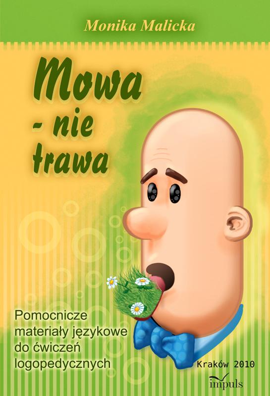 mowa - nie trawa okladka s