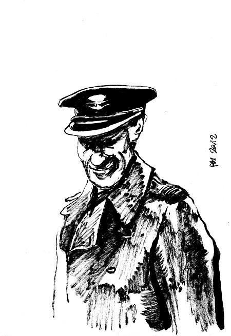 oficer 1946 s