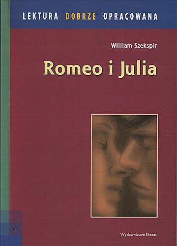 romeo i julia okladka